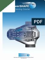 Delcam - PowerSHAPE 2010 Training Course en - 2009