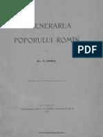 Victor Babes - Regenerarea Poporului Român
