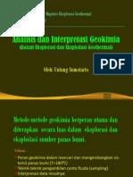Geokimia Dlm Ekspl Geothermal