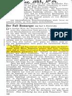 1932 Ossietzky_Der Fall Remarque_Die Weltbühne