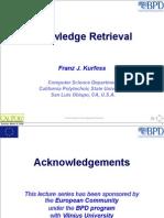 3B Knowledge Retrieval
