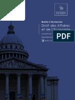 Brochure - M2 Droit des Affaires