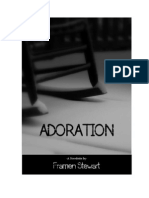 Adoration, A Horror Novelette by Framen Stewart