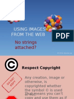 Using Images From the Web by Sherrie Lee