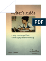 the writers guide work pdf