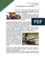 ROL DE LA MUJER MAYA EN EL HOGAR.docx