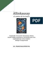 Allinkausay Compendio de Rituales