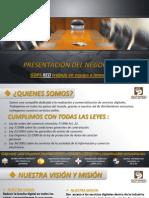 Presentacion General Empresa GDPSRED