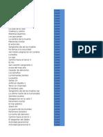 Nuevo Hoja de Cálculo de Microsofmm Excel