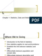 Slides Chapter 01 Statistics for Business and Economics