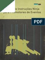 Manual de Instruções Ninja Para Promotores de Eventos
