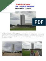 Brasília – Capital Do Brasil Dezembro /