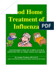 Good Home Treatment of Influenza