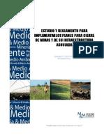Informe Final Cierre de Minas Normatividad Colombiana
