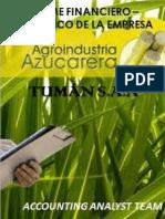 Empresa Agroindustrial Tumán s.a.a.