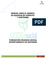 Manual de Usuarios