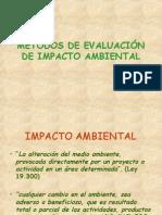 medición Impacto ambiental