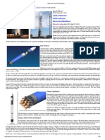 SpaceX Falcon 9 Data Sheet