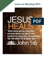 Days of Healing