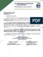 Nombramiento de La Comisión Electoral