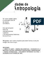 Novedades de Antropologia 53