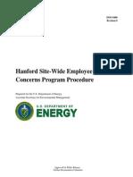 Employee Concerns Document