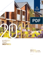 Crest Nicholson Holdings Annual Report (2012)