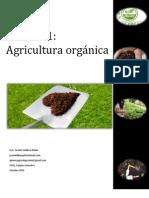 Folleto Agricultura Orgánica