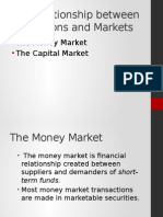 Money Market and Capital Market