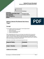Defining Collection Plan Element Alert Actions_SPD
