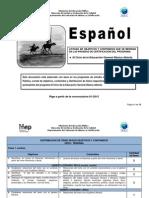 Espanol III Ciclo 2015