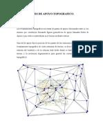 Redes de Apoyo Topográfico1