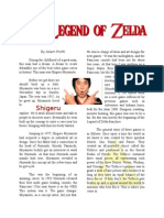 The History of Zelda
