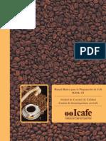 Manual Básico Para La Preparación de Café