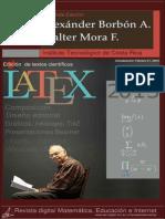 Edicion Textos Cientificos LaTeX 2013