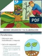 ABONOS ORGÁNICOS Y SU ELABORACIÓN
