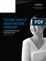 Young Adult Adaptation Movie Teaser Report
