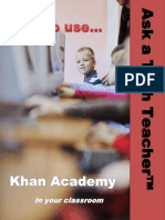 Khan Academy in the Classroom