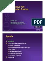 VCS Training