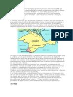 Caso Criméia e Como Pode Cair No ENEM2014