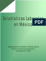Estadisticas Laborales