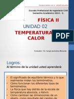 Temperatura y Dilatación
