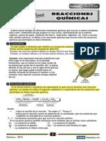 REACCIONES QUIMICAS-2014
