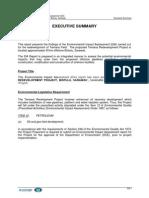 Petronas Temana project Summary