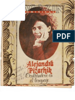 Alejandra Pizarnik Magazin Dominical