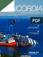 Salvage of Costa Concordia