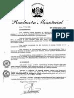 RM-0119-2013-JUS Salida de Valencia de MINJUS