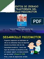 Instrumentos de Cribado de Los Trastornos Del Desarrollo Psicomotor
