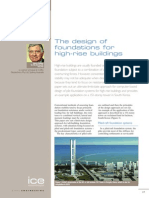 The Design of Foundations for high rise buildings Harry Poulos.pdf