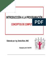 Capitulo 1 - Conceptos de Computacion 3-06-13